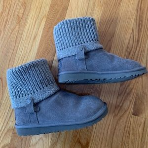 UGG size 3 grey : Excellent condition